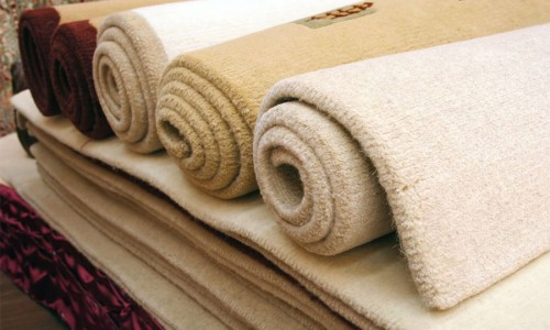 Budget carpet from £5.50 per m2